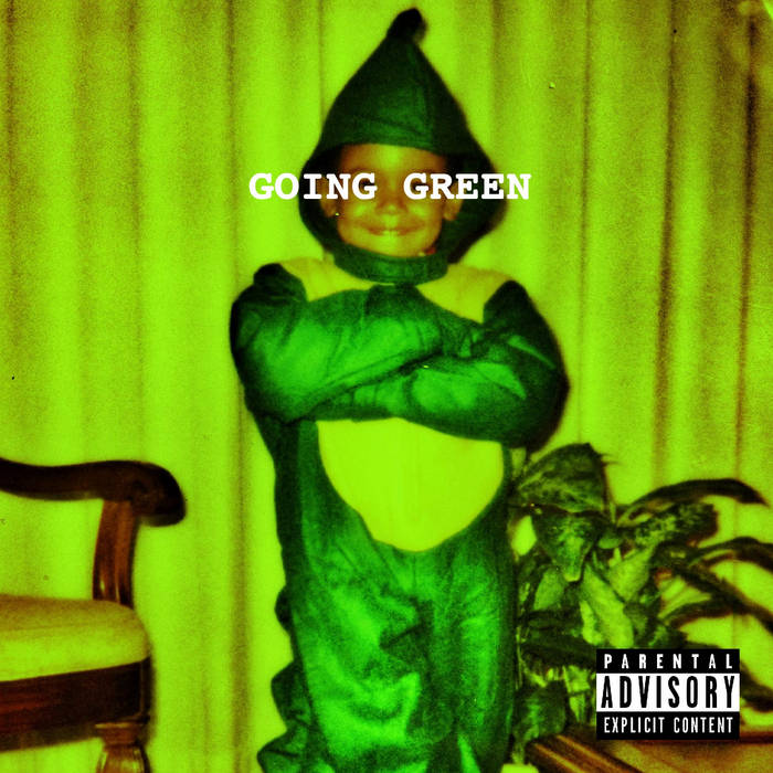 Going Green cover art