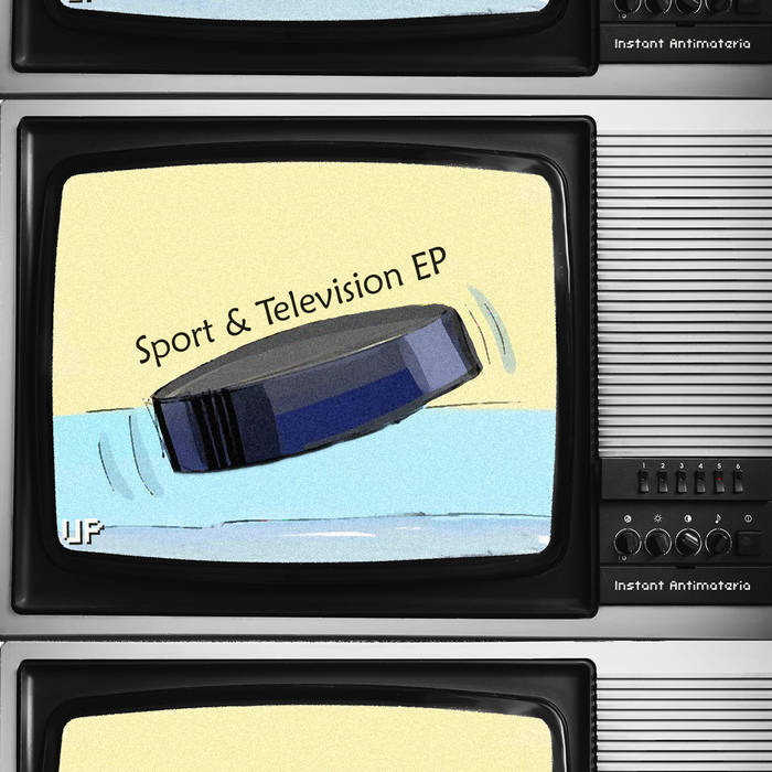 Sport & Television EP [UP014] cover art