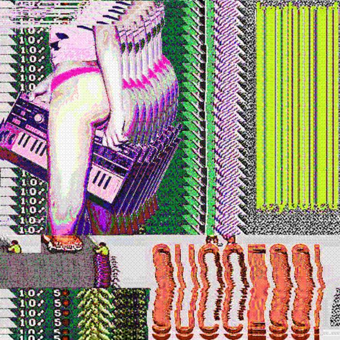 Keybored cover art