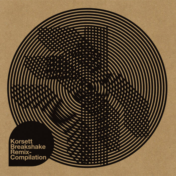 KRST01. Breakshake Remix Compilation cover art
