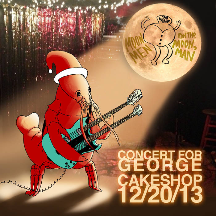 CONCERT FOR GEORGE [live at Cake Shop 12/20/13] cover art