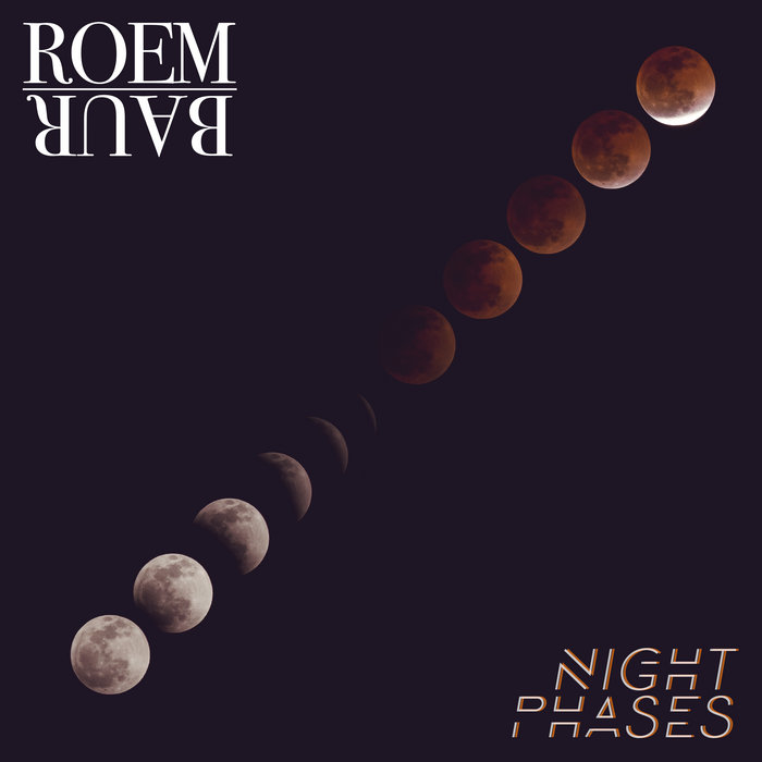 Night Phases - EP cover art