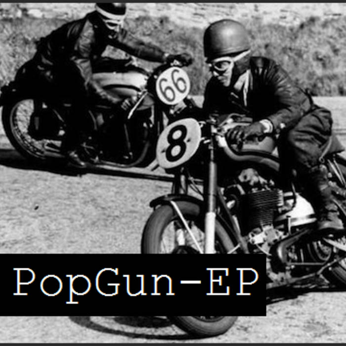 PopGun - EP cover art