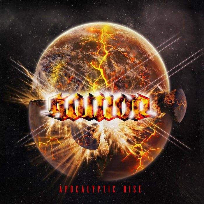 APOCALYPTIC RISE cover art