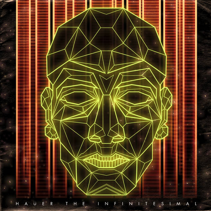 The Infinitesimal e.p cover art