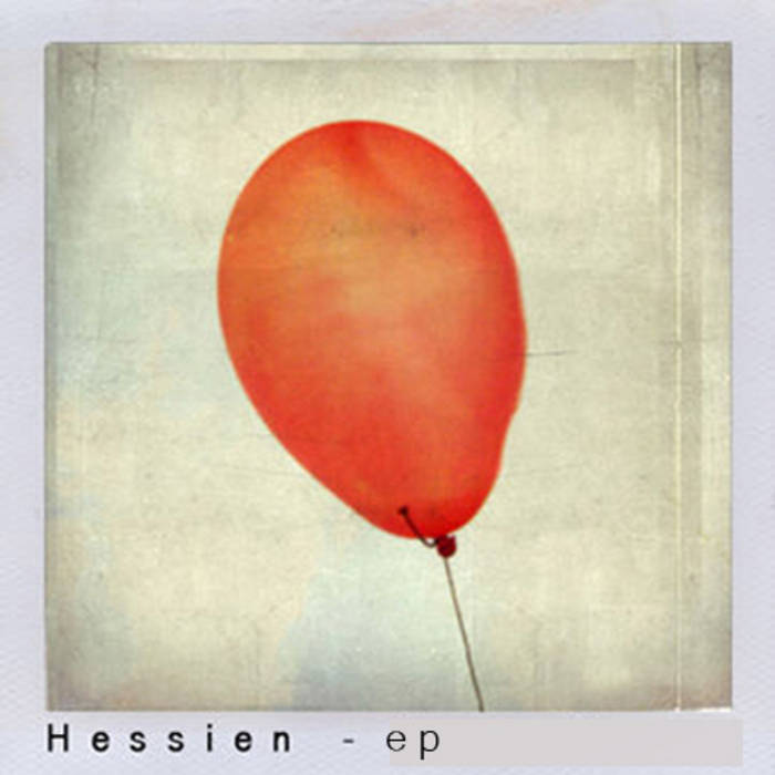 Hessien ep cover art