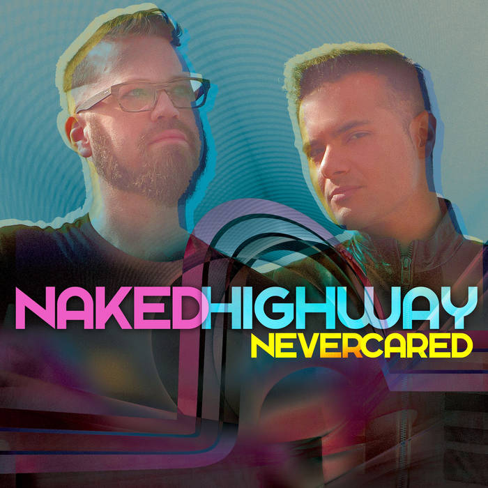 Never Cared cover art