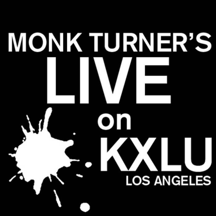 Live on KXLU cover art