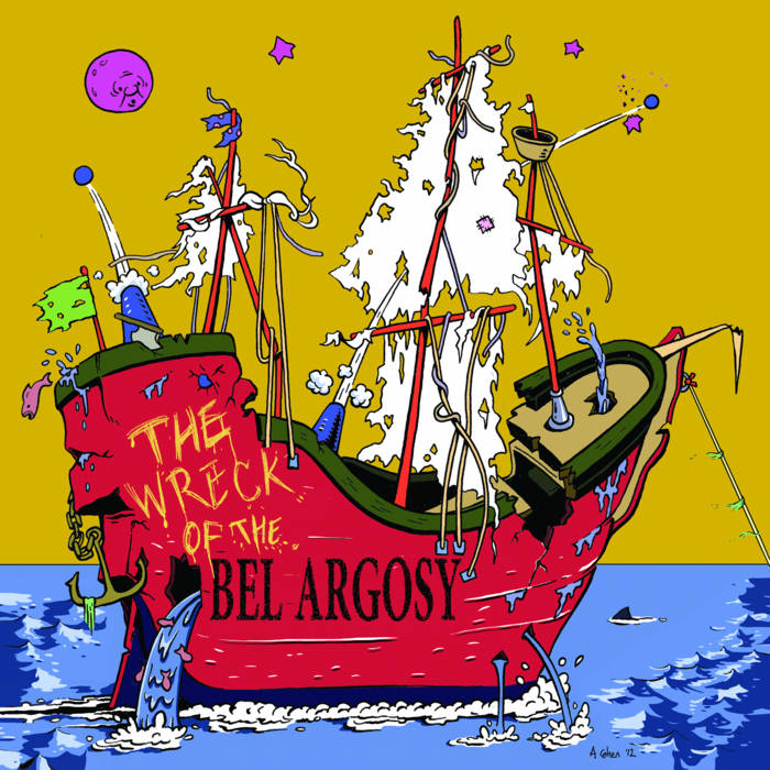 The Wreck of the Bel Argosy cover art