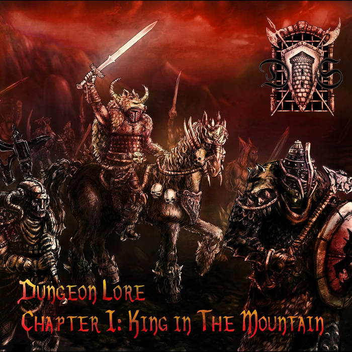 King In The Mountain cover art