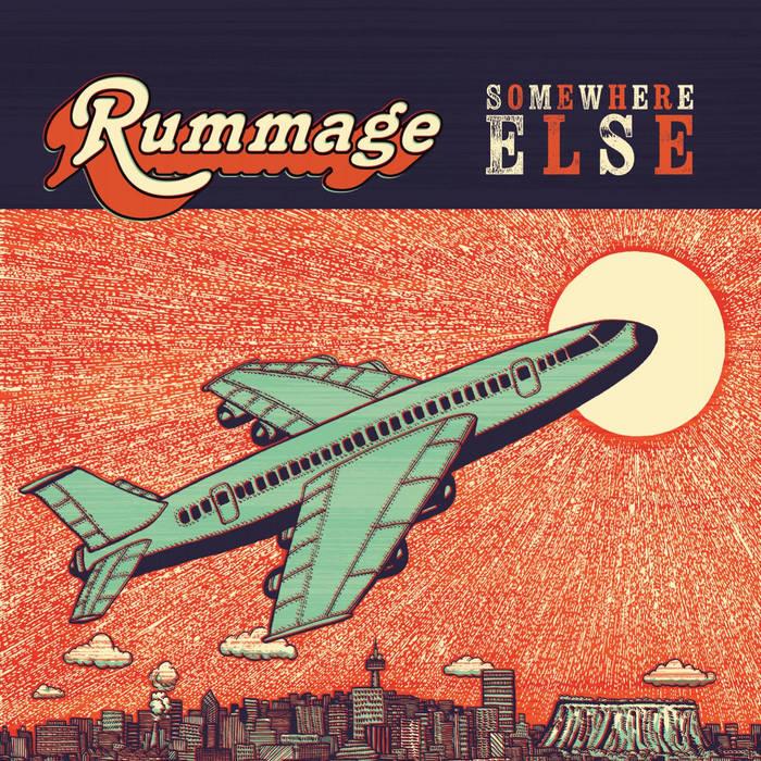 Somewhere Else cover art