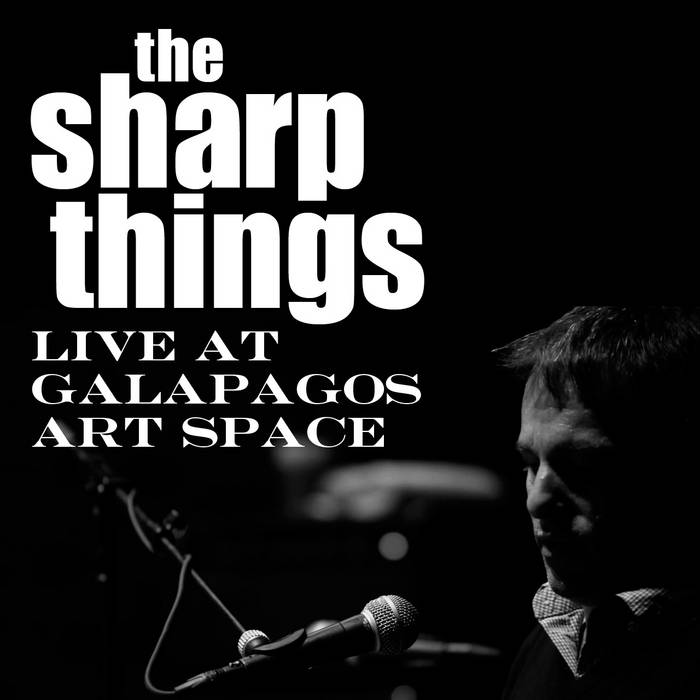Live At Galapagos Art Space cover art