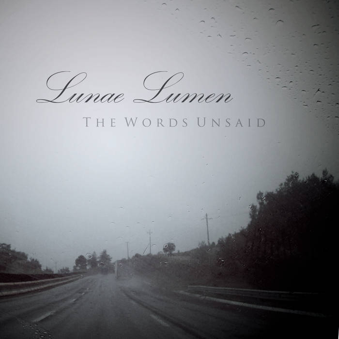 The Words Unsaid EP cover art