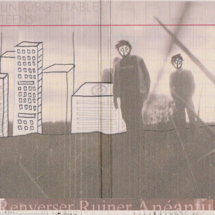 Renverser, Ruiner, Anéantir cover art