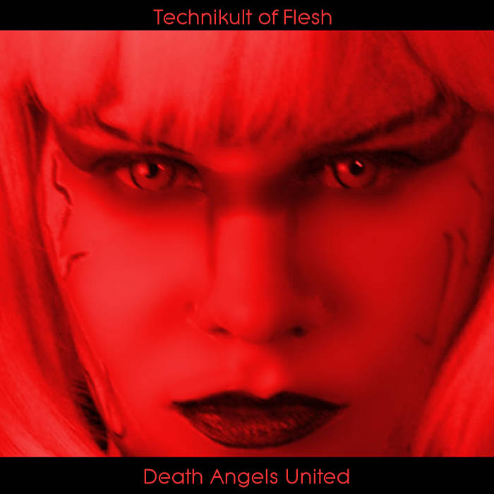 Death Angels United cover art
