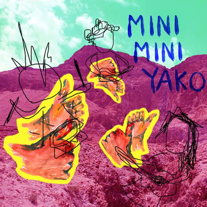 Mini mini yako cover art