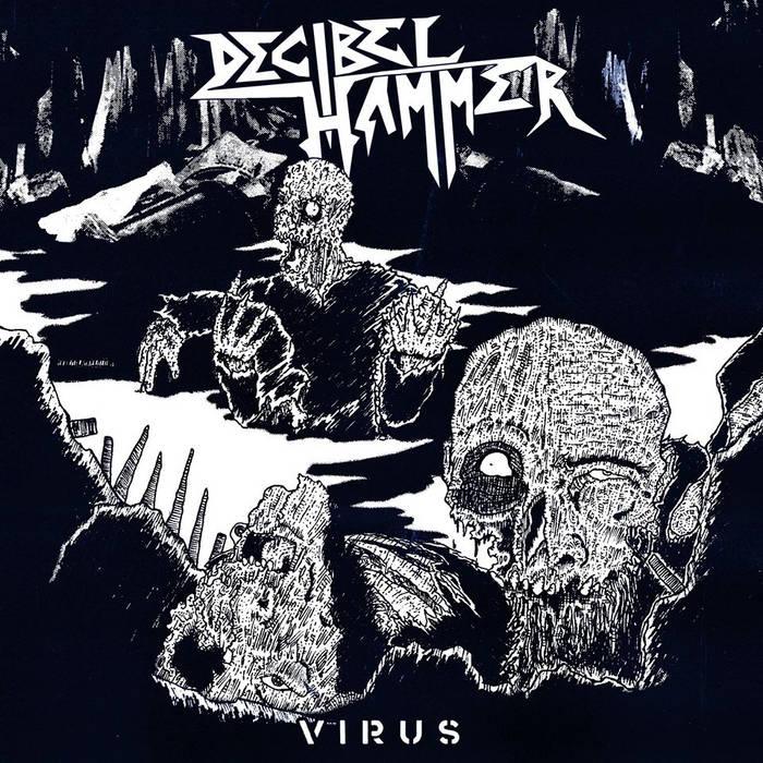 Virus cover art