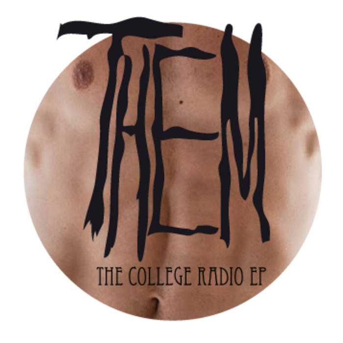 The College Radio EP cover art