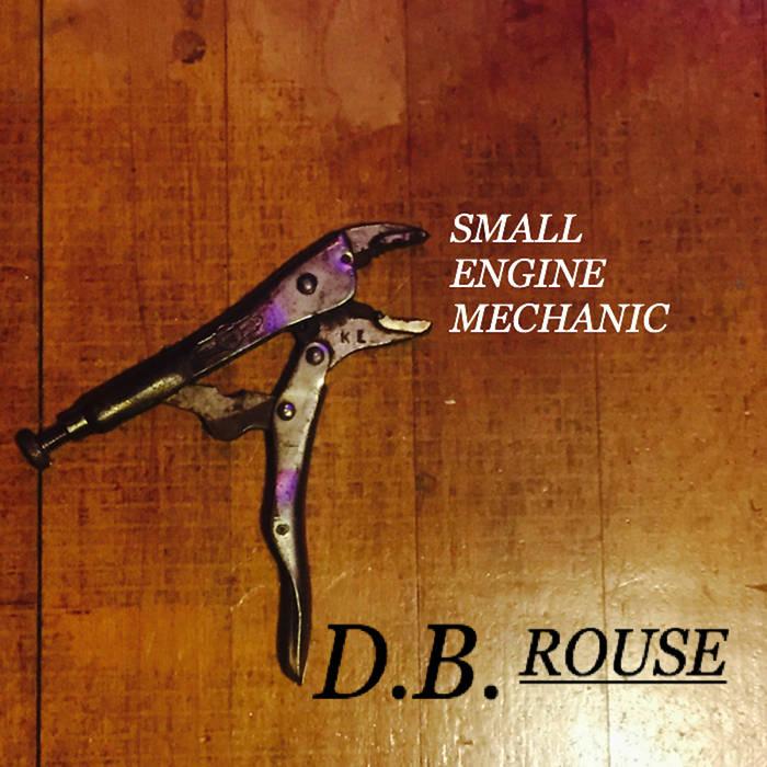 Small Engine Mechanic cover art