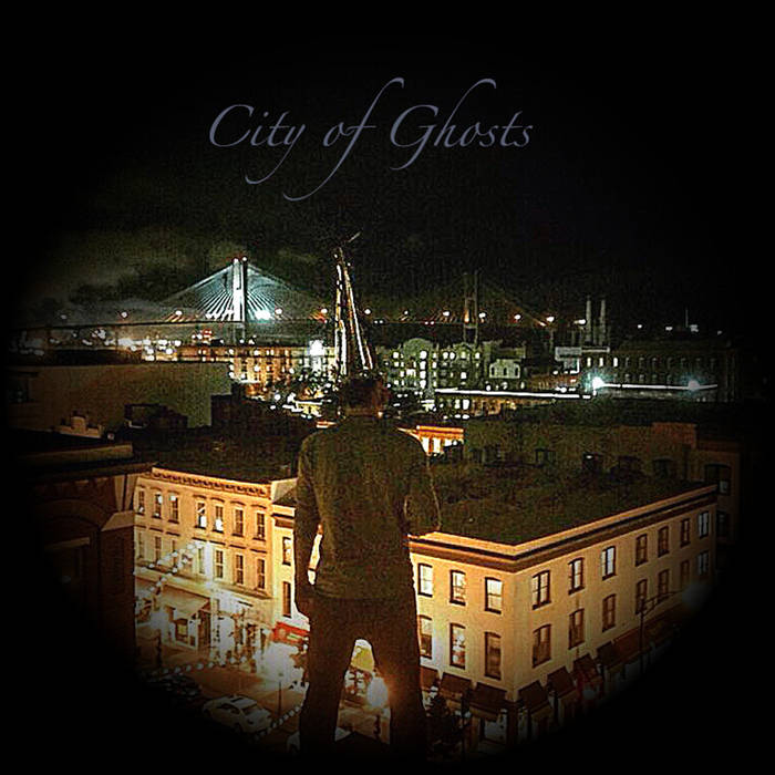City of Ghosts - The One Song Album cover art