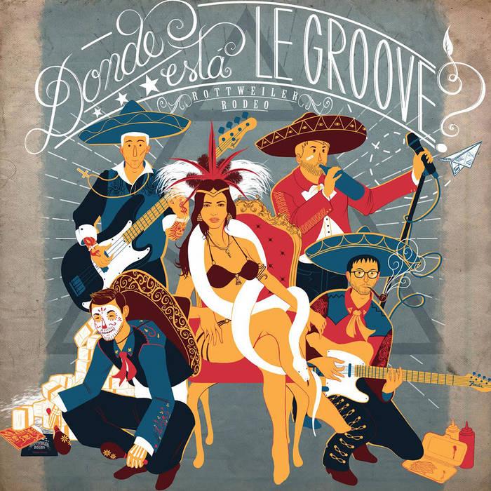 Donde Esta le Groove ? cover art