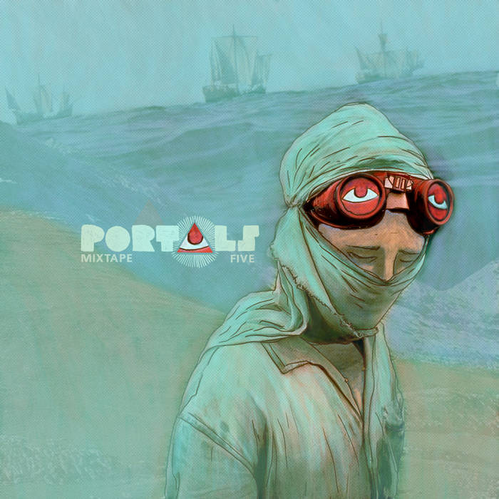 PORTALS Mixtape #5 cover art