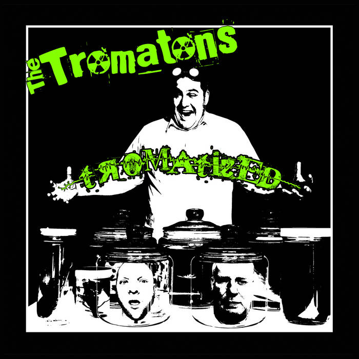 Tromatized cover art