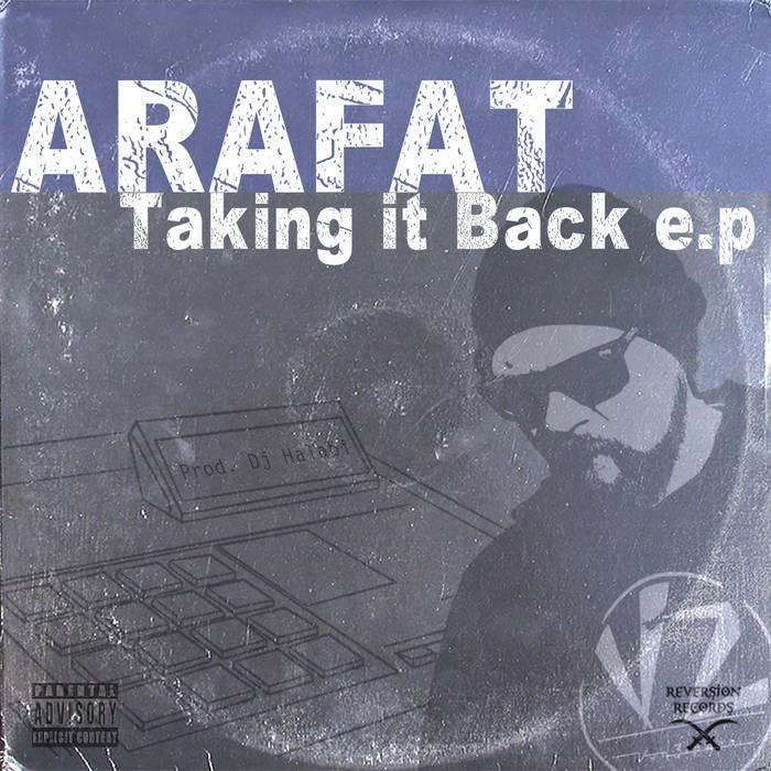 Taking it Back E.P cover art