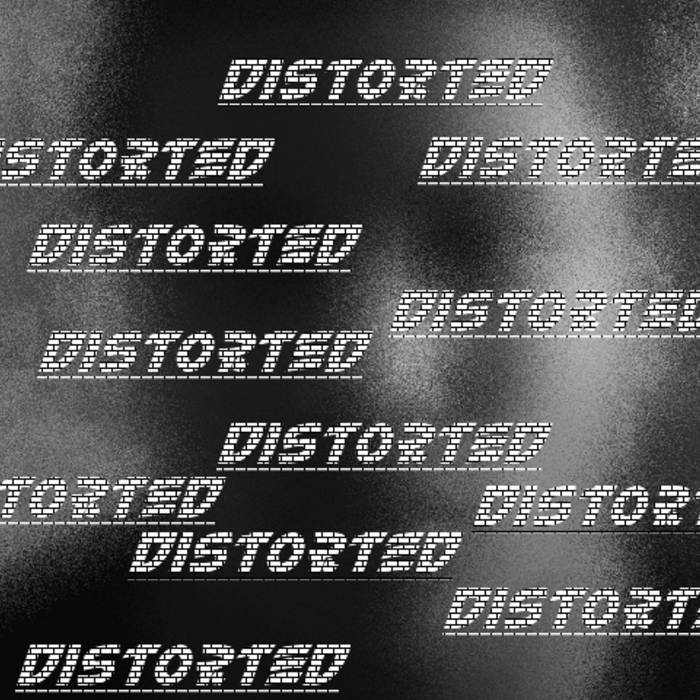 Distorted - March on cover art