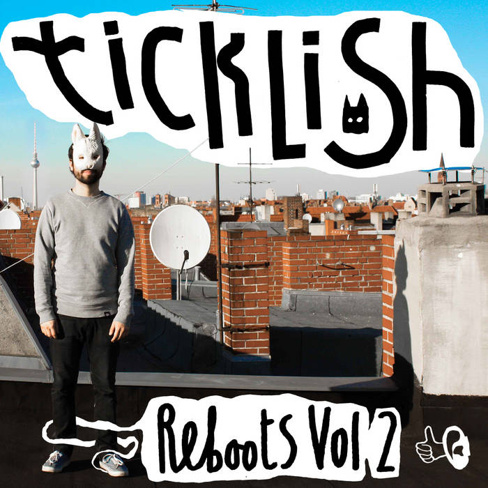 Ticklish Reboots Vol. 2 cover art