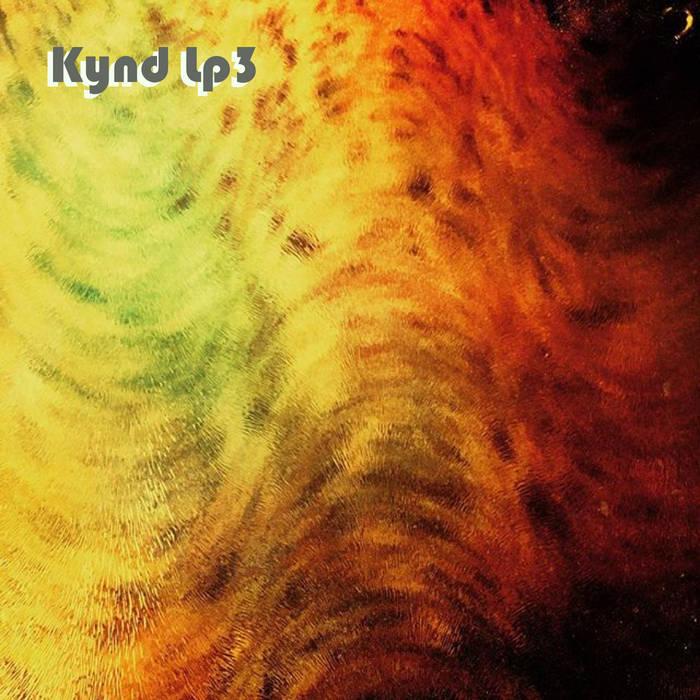 Kynd LP3 cover art