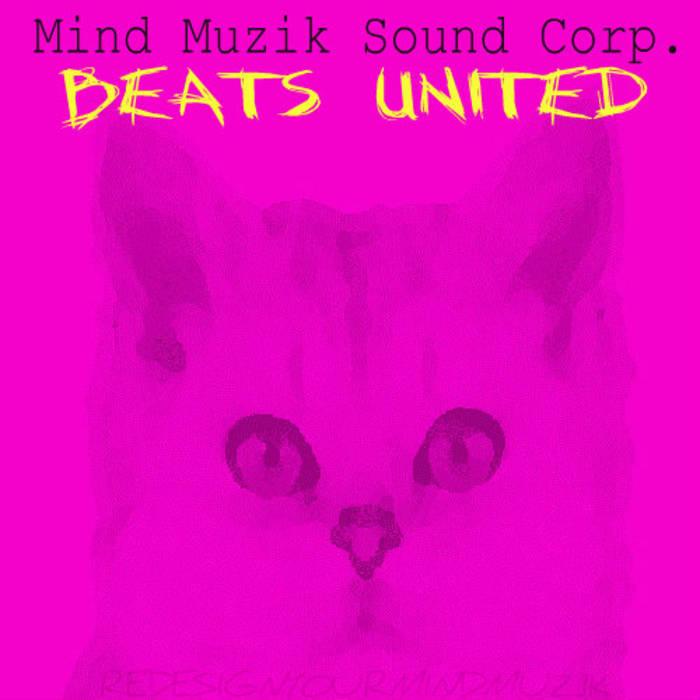 BEATS UNITED cover art