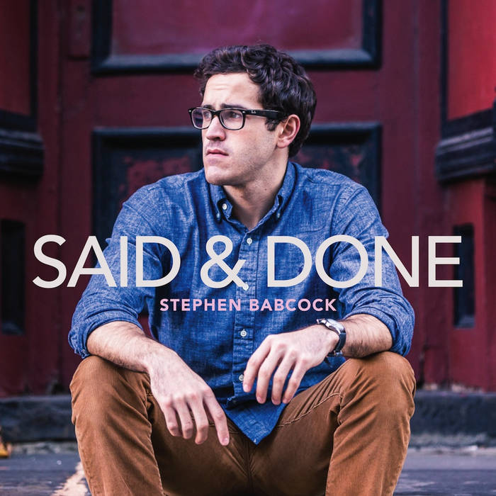 Said & Done cover art
