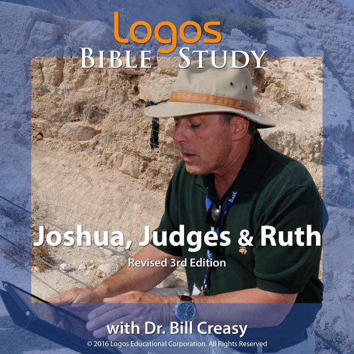 Joshua, Judges & Ruth cover art