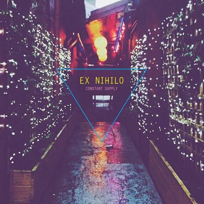 Ex Nihilo cover art