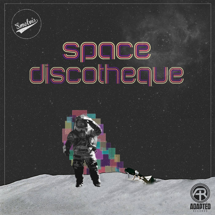 Space Discotheque EP cover art