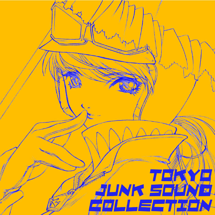 Tokyo Junk Sound Collection cover art