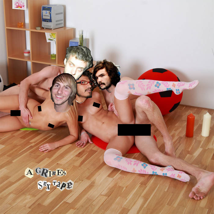 A. Grimes' Sextape cover art