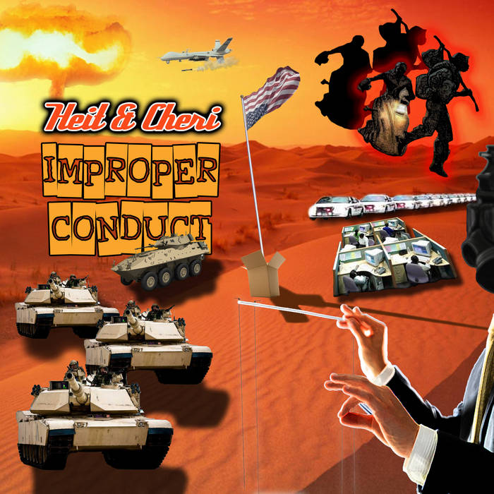 Improper Conduct cover art
