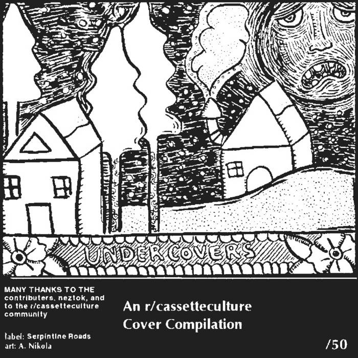 Undercovers cover art