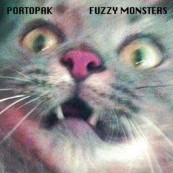 Fuzzy Monsters cover art