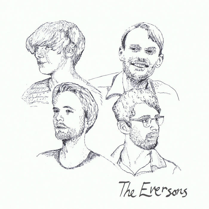 The Eversons E.P. cover art