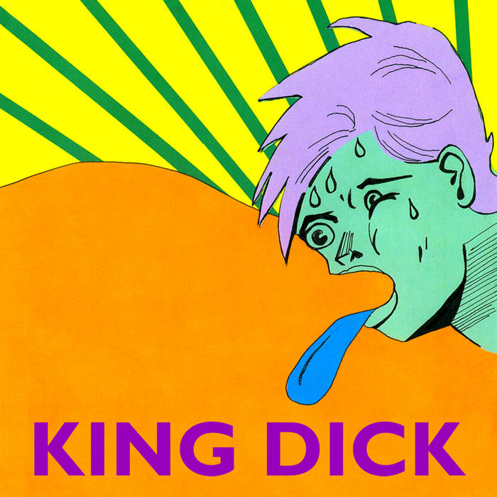 King Dick cover art