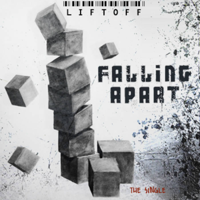 Falling apart (CD Single) cover art