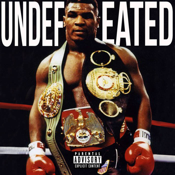 Undefeated (Feat. Tar!k & Shawn Crysis) cover art