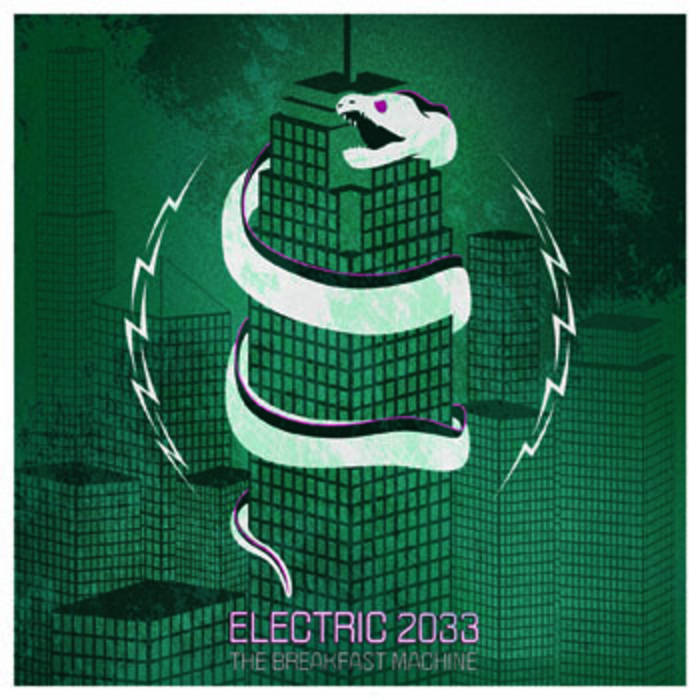 Electric 2033 cover art