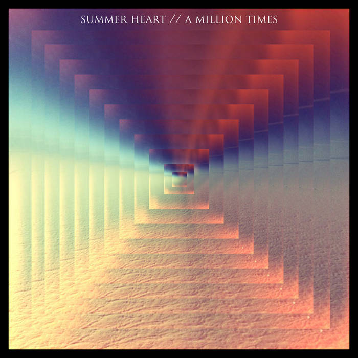 A Million Times – Single cover art