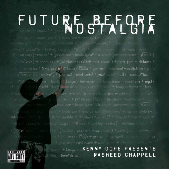 Future Before Nostalgia cover art