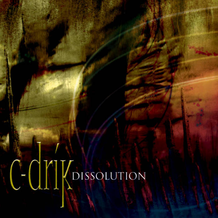 Dissolution cover art