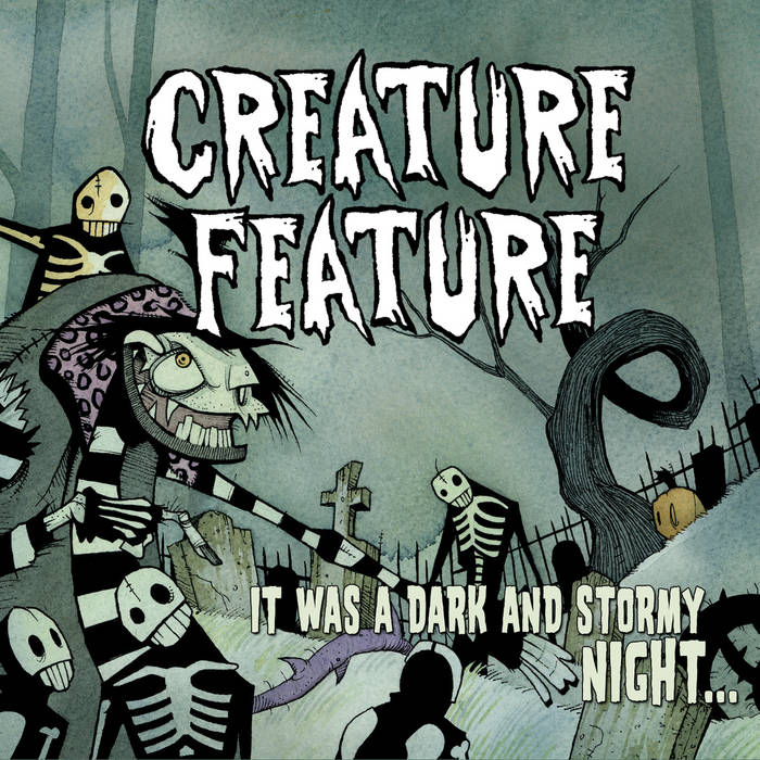 It Was A Dark And Stormy Night... cover art